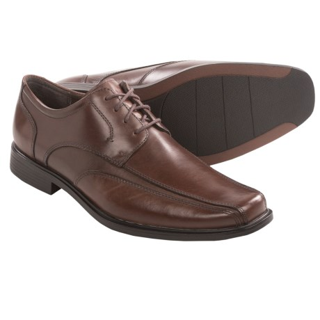 Bostonian Hewett Leather Oxford Shoes - Bicycle Toe (For Men)
