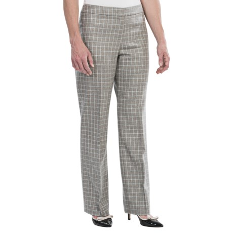 Pendleton Madison Worsted Wool Pants - Classic Fit (For Women)