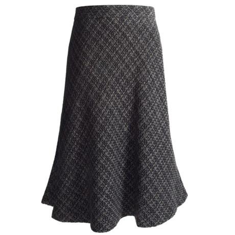 Pendleton Trina Tweed Soft Skirt (For Plus Size Women)