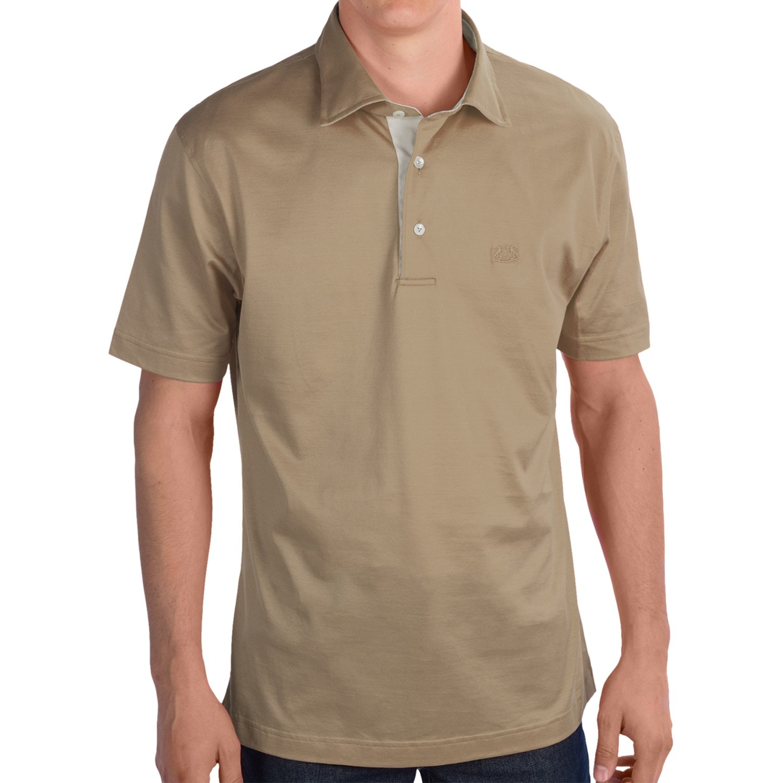 van laack pio polo shirt for men 7607j save 74. Black Bedroom Furniture Sets. Home Design Ideas