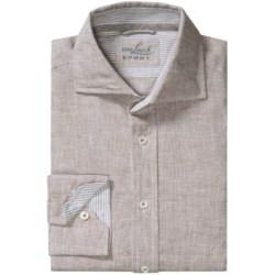 Van Laack Rivas Linen Shirt - Slim Fit, Long Sleeve (For Men)