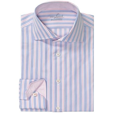 Van Laack Rivara Sport Shirt - Cotton, Long Sleeve (For Men)
