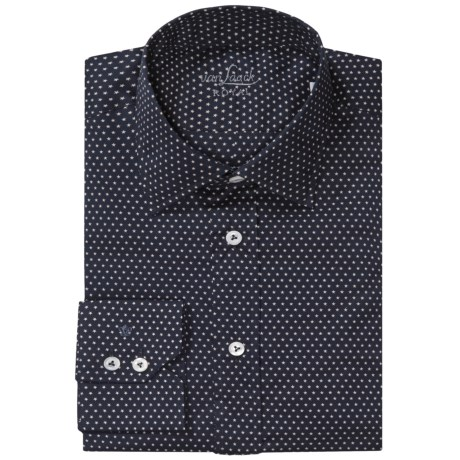 Van Laack Reto Tailor Fit Shirt - Long Sleeve (For Men)