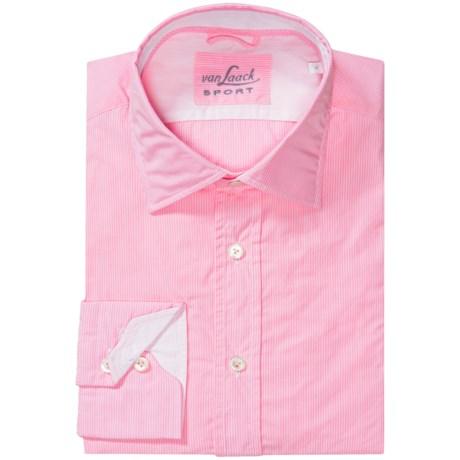 Van Laack Reton Sport Shirt - Cotton, Long Sleeve (For Men)