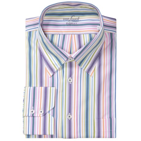 Van Laack Radici Shirt - Long Sleeve (For Men)