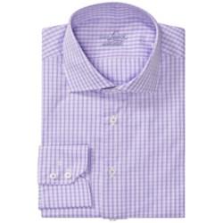 Van Laack Sivara Cotton Shirt - Spread Collar, Long Sleeve (For Men)
