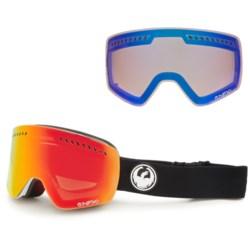 Dragon Alliance NFXs Snowsport Goggles - Asian Fit, Interchangeable Lens