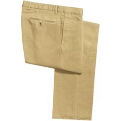 Incotex Benn Chinolino Dress Pants - Linen-Cotton, Contemporary Fit (For Men)