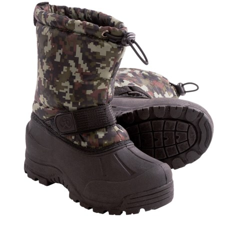 Northside Frosty Pac Boots - Waterproof, Insulated (For Kids)