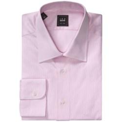 Ike Behar Black Label Dress Shirt - Hairline Stripe, Long Sleeve (For Men)