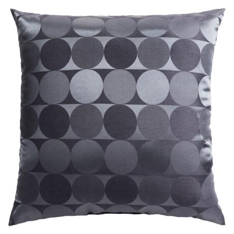 "Commonwealth Home Fashions Hologram Floor Decor Pillow - 25"" Square"