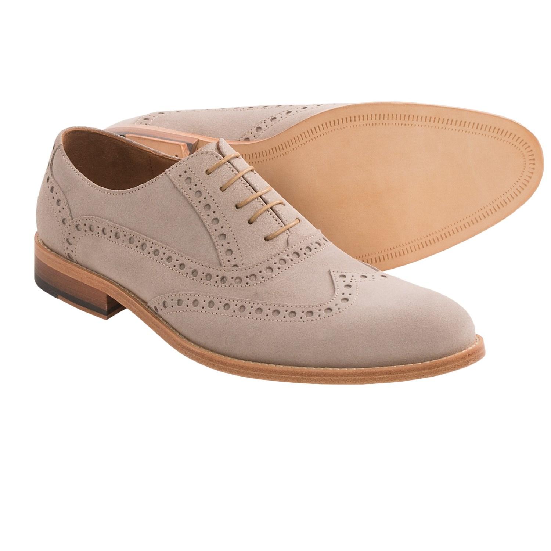 Gordon Rush Foster Suede Dress Shoes
