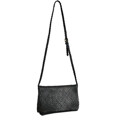 Motif56 Liz Leather Handbag - Crossbody Strap (For Women)