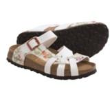 Papillio by Birkenstock Pisa Sandals - Birko-flor® Simply Flowers, Soft Footbed (For Women)