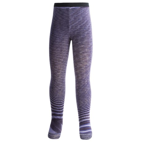Nouvella Space Dye Tights (For Little Girls)