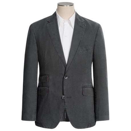 Kroon Heathered Cotton Sport Coat (For Men)