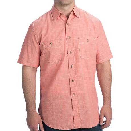 Pendleton Berkeley Chambray Shirt - Short Sleeve (For Men)