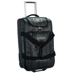 "OGIO Ascender Expandable Duffel Bag - Rolling, 26"""