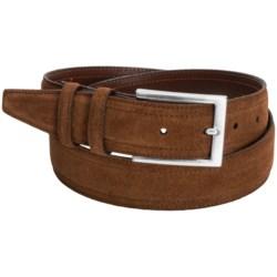 Torino Suede Belt (For Men)