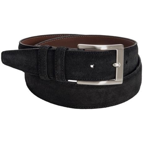 Torino Italian Suede Belt (For Men)