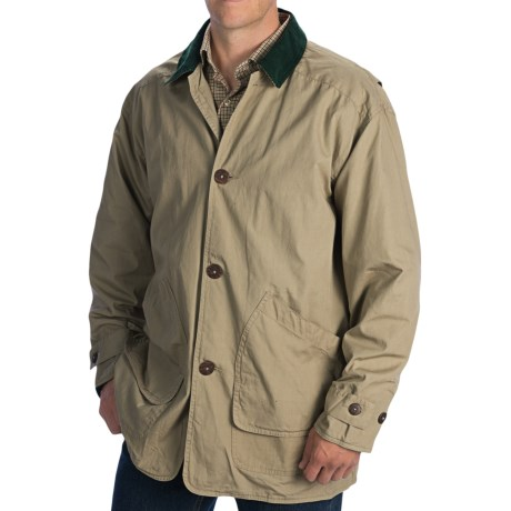 A good light coat - Review of Lightweight Cotton Barn Coat (For ...