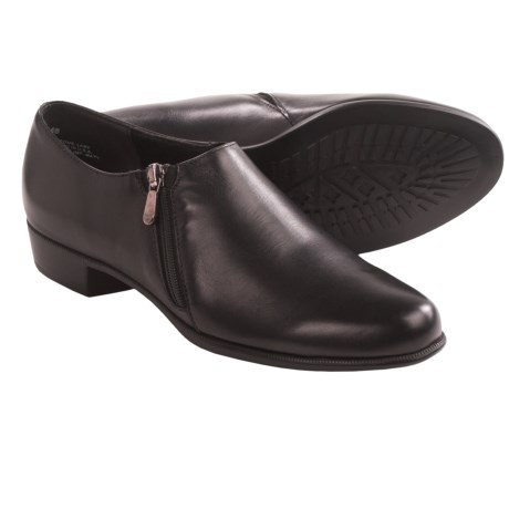 Munro American Derby Shoes - Leather, Slip-Ons (For Women)