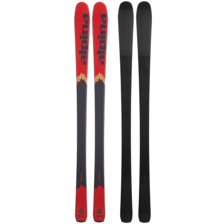 Alpina Discovery 102 Backcountry Cross-Country Skis