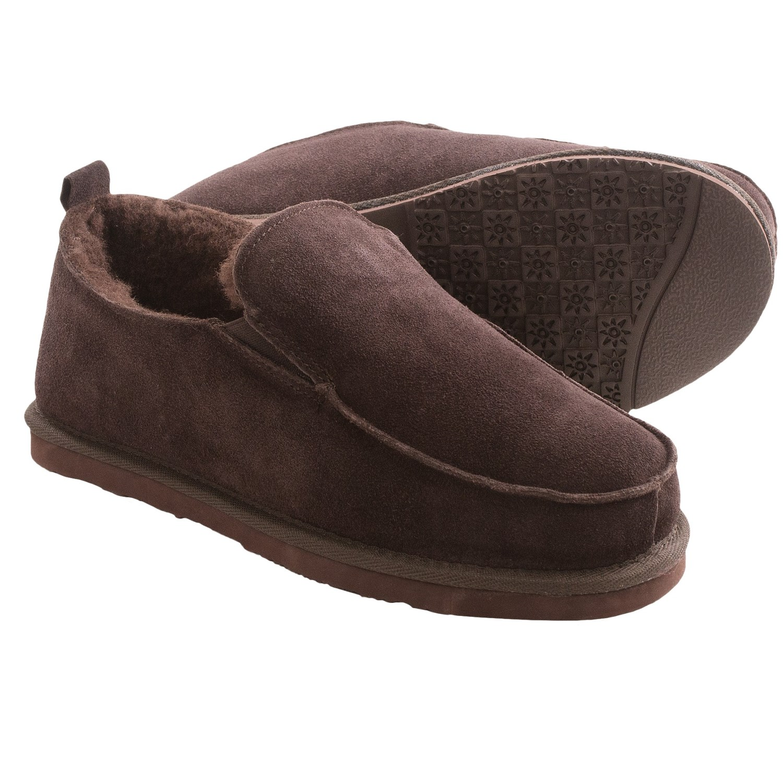Dije California Footwear Piru Sheepskin Slippers For Men