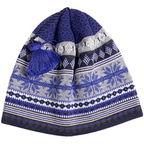 Chaos Casey Beanie - Wool Blend (For Men and Women)