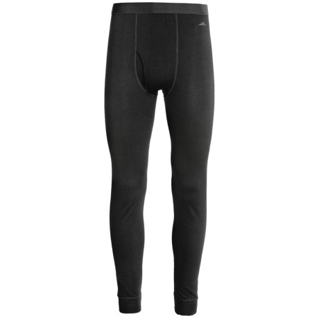 Terramar Midweight Base Layer Bottoms - Merino Wool (For Men)