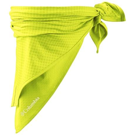 Columbia Sportswear Freezer Zero Omni-Freeze® Bandana - UPF 50 (For Men and Women)