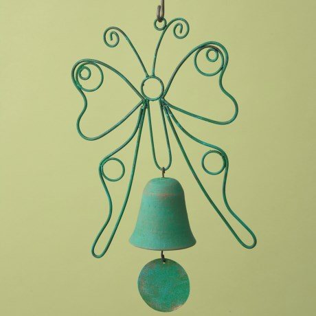 Ancient Graffiti Hanging Wind Chime - Single Bell