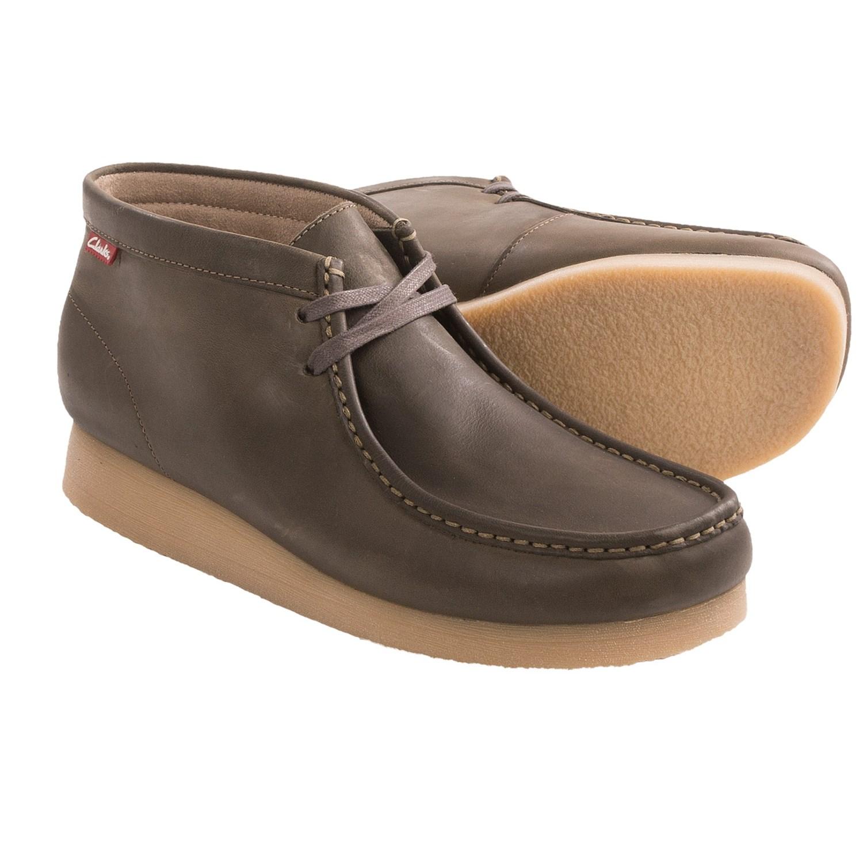 clarks stinson chukka boots for 7653u save 35