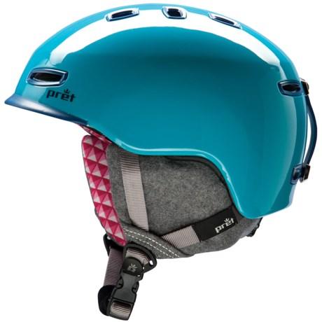 Pret Lyric Snowsport Helmet (For Women)