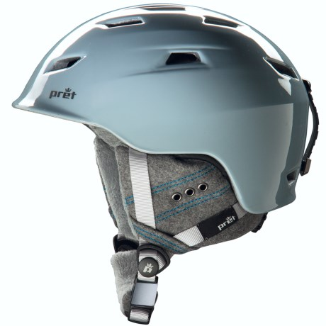 Pret Luxe Snowsport Helmet (For Women)