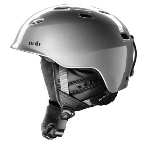Pret Facet Snowsport Helmet (For Women)