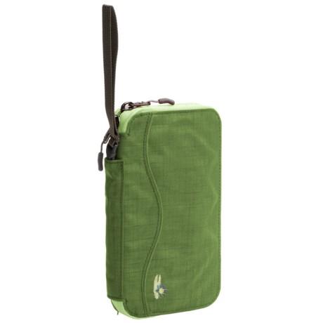 Lilypond Cypress Wallet - Wrist Strap (For Women)