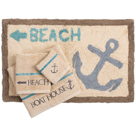 Veratex Boathouse Bath Collection Hand Towel - 580gsm