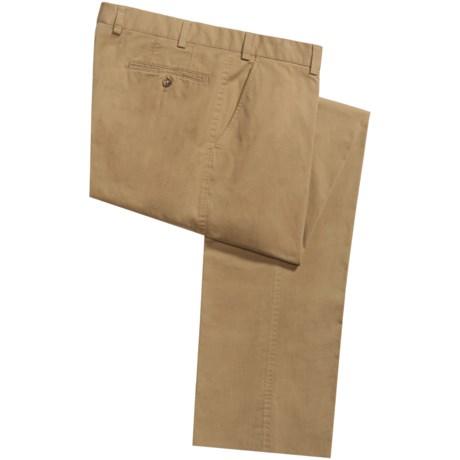 Hiltl Napa Pants - Stretch Cotton (For Men)