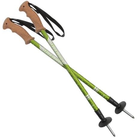 Komperdell Cork Grip Trekking Poles