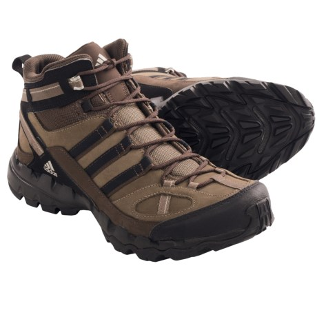 adidas outdoor AX 1 Mid Hiking Boots - Leather (For Men)