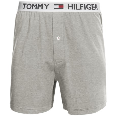 Tommy Hilfiger Knit Boxers - 2-Pack (For Men)
