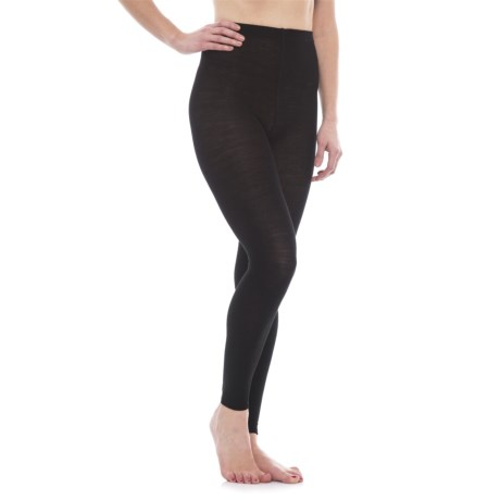 SmartWool Basic Footless II Tights - Merino Wool, Midweight (For Women)