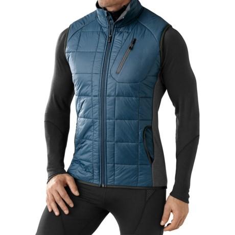 SmartWool PhD SmartLoft Divide Vest - Merino Wool, Insulated (For Men)