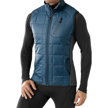 SmartWool PhD SmartLoft Divide Vest - Merino Wool, Insulated (For Men)