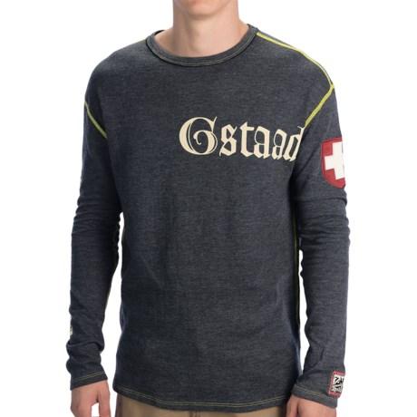 Alp-n-Rock Organic Cotton Shirt - Long Sleeve (For Men)