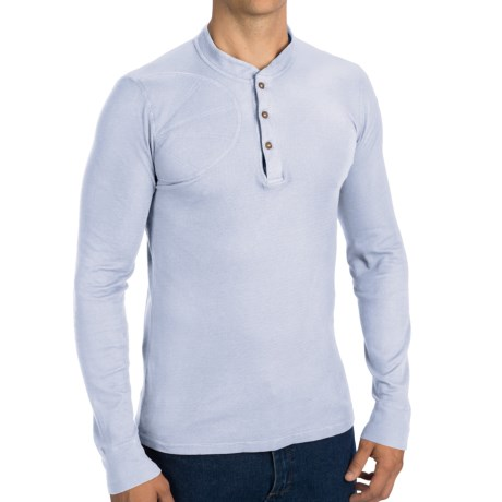 Filson Hunters Thermal Henley Shirt - Long Sleeve (For Men)