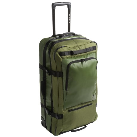 Nixon Method Large Travel Bag