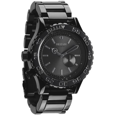 Nixon 42-20 Tide Watch - Stainless Steel Band (For Men and Women)