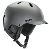 Bern Bandito Ski Helmet (For Big Boys)